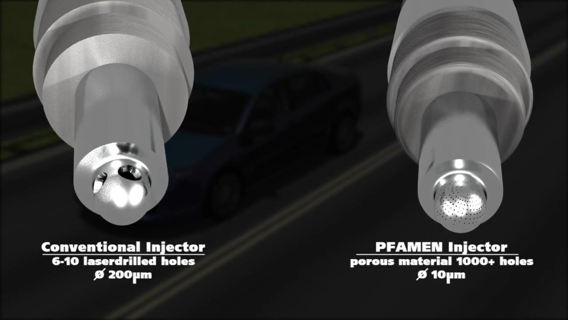 PFAMEN_Injector